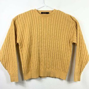 Brooks Brothers XL Sweater Cable Knit Pullover